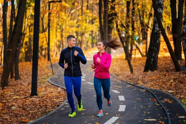 Por qué no abandonar el entrenamiento en otoño