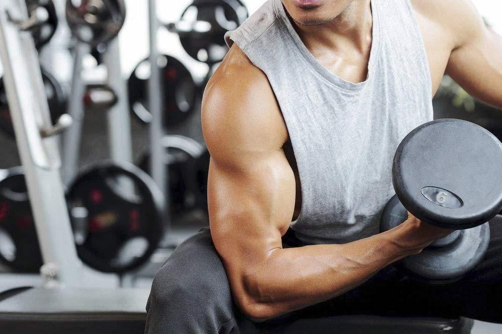 Ejercicios para entrenar bíceps