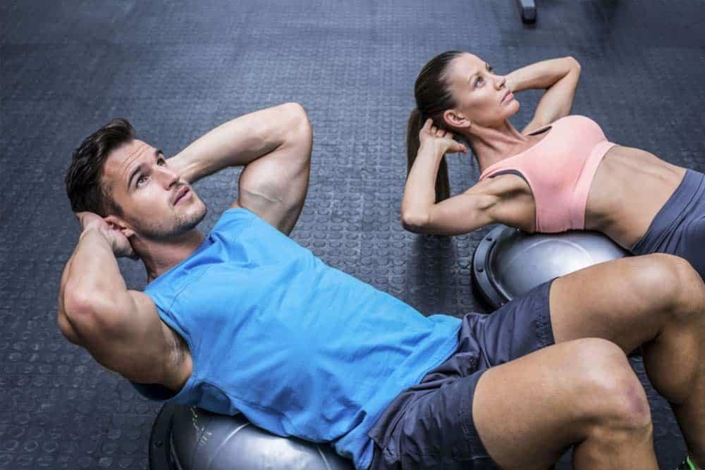 Ventajas y desventajas de entrenar en pareja