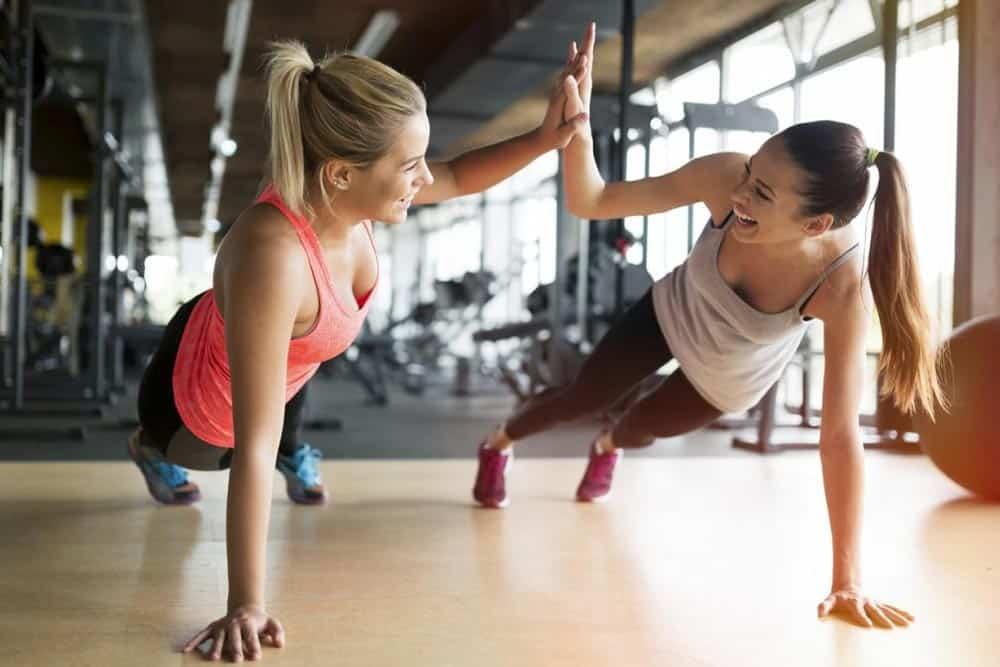 ¿Es bueno entrenar con aire acondicionado?